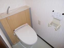 トイレ工事(上田市 M様) 施工後